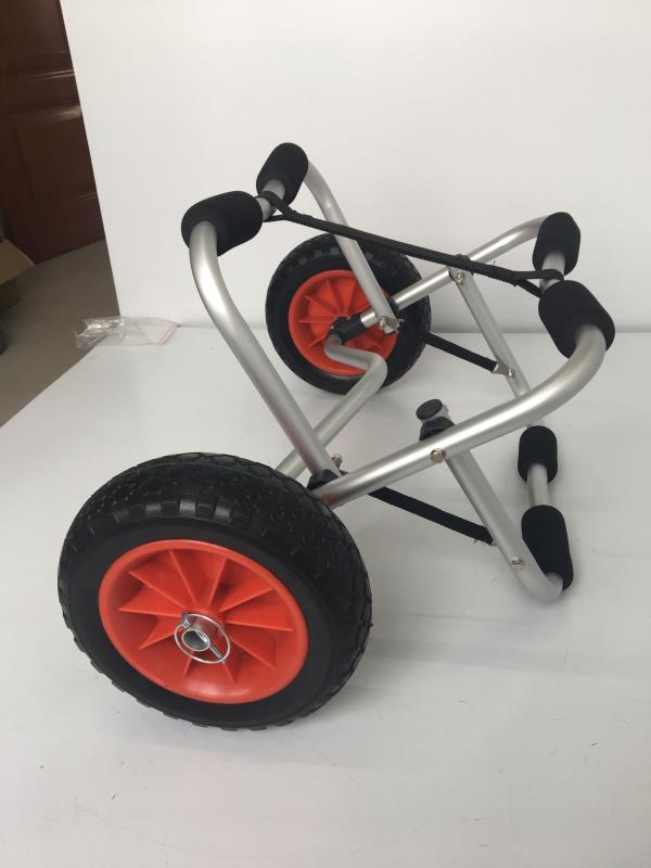 Kajak Trolley (für Boote mit glattem Boden)